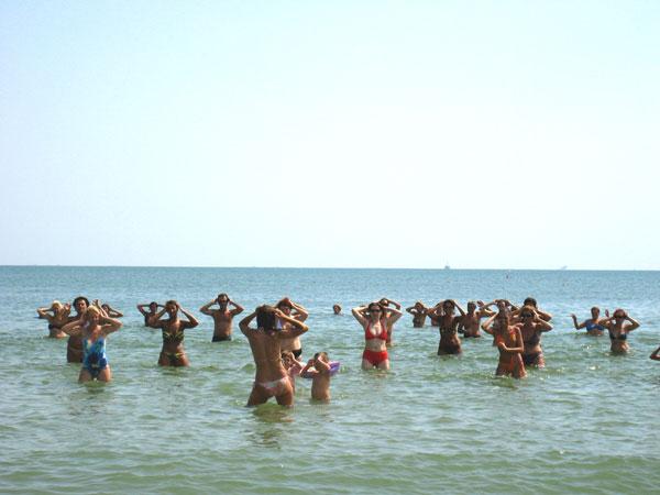 Matrimonio Spiaggia Marina Di Ravenna : Camping sulla spiaggia di marina ravenna vacanza