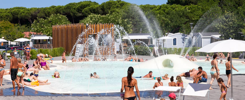 Campsite In Cesenatico Pineta Sul Mare Camping Village