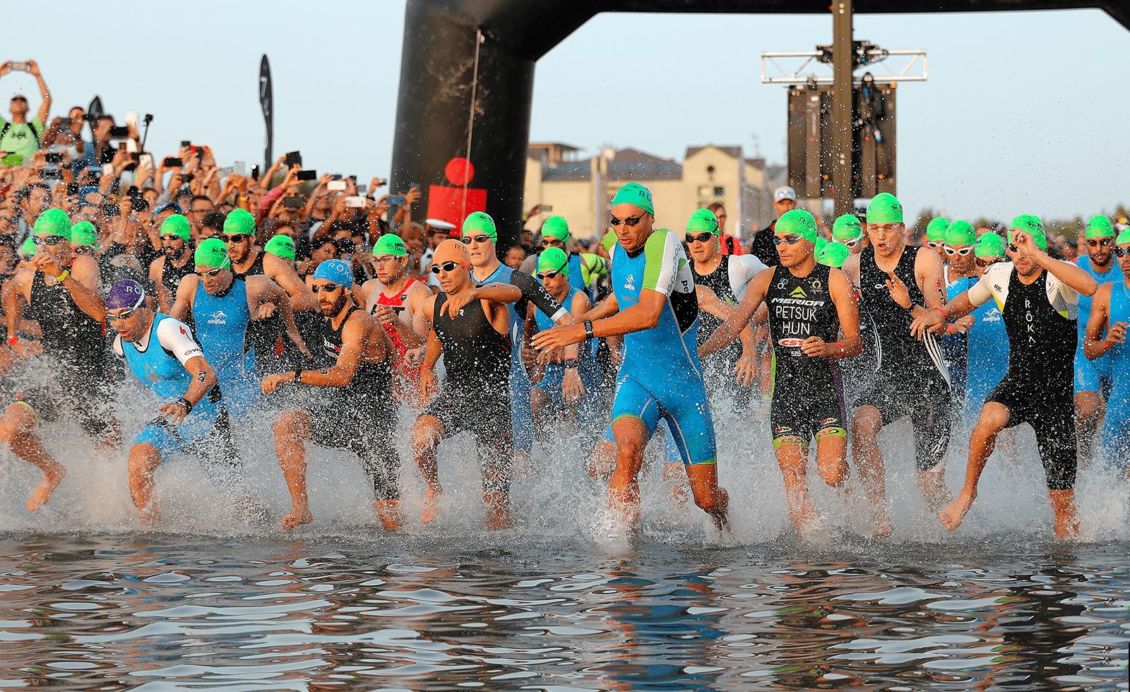 Corsa e triathlon, quando il gioco si fa duro… Ironman
