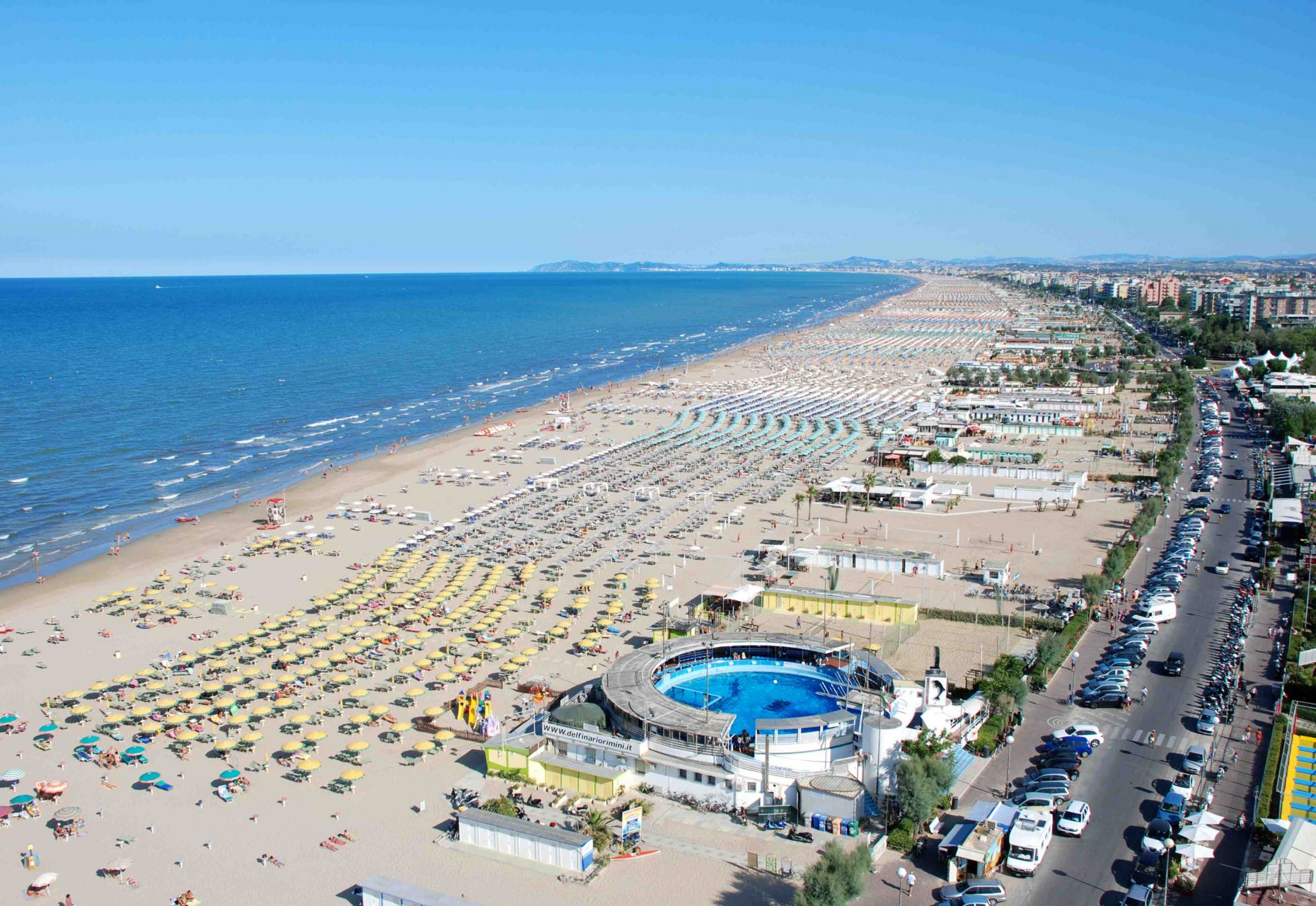 Spiaggia e Mare Riviera Adriatica Romagna Costa Romagnola