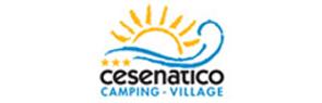 Logo Cesenatico Camping Village