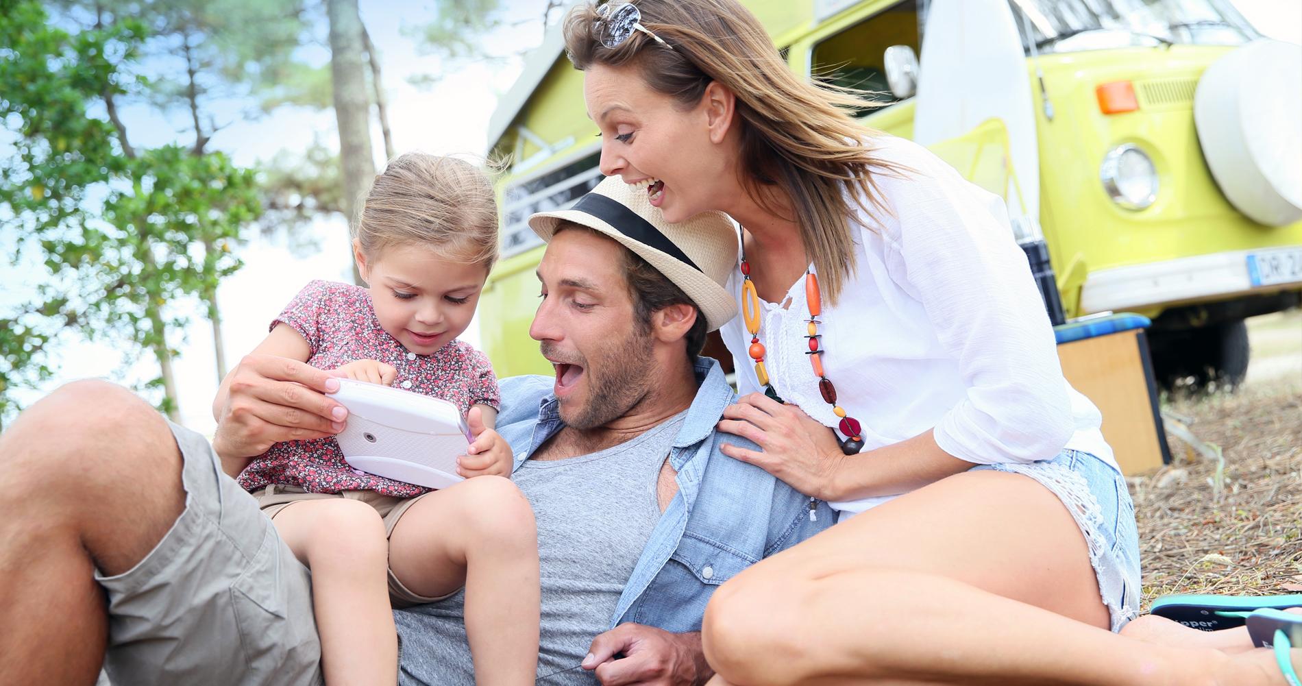 Urlaub Angebot Campingplatz in der Region Emilia Romagna