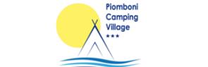 Logo Piomboni Camping Village