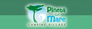 Logo Pineta sul Mare Camping Village