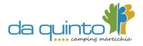 Logo Camping Marecchia da Quinto