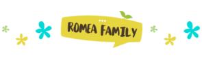 Logo  Romea Family Camping